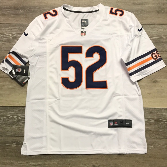premium selection 3a9ce de67a NWT Khalil Mack Chicago Bears Jersey Nike OnField NWT